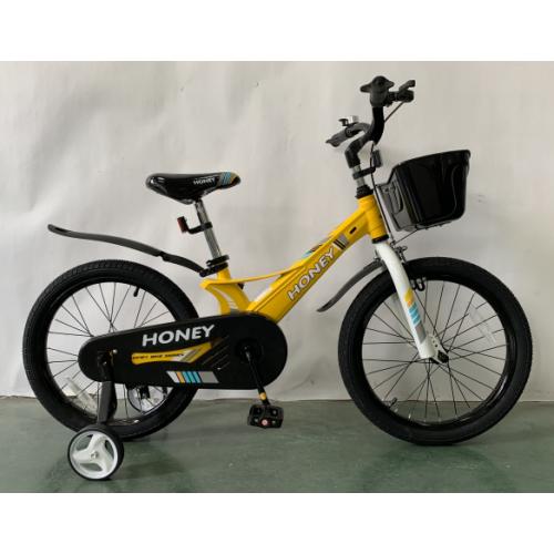 Детский велосипед Magnum Honey 18 (2021) облегченный