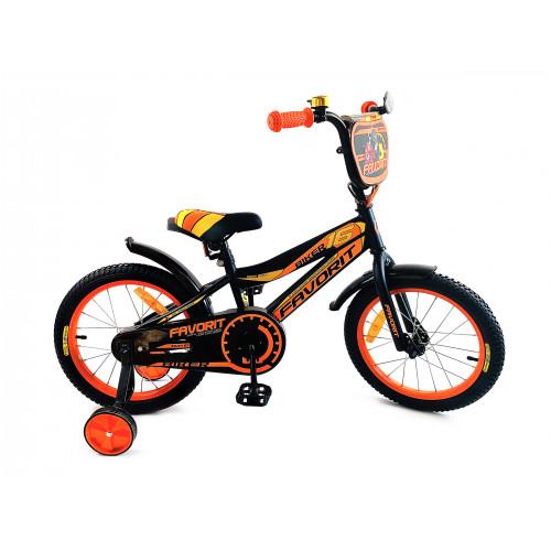 Детский велосипед Favorit Biker 16 (2020)