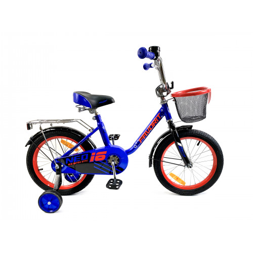 Детский велосипед Favorit Neo 16 (2020)