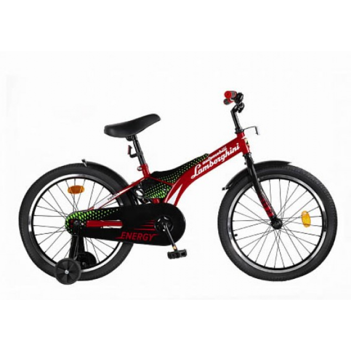 Детский велосипед Lamborghini Automobili Energy 20