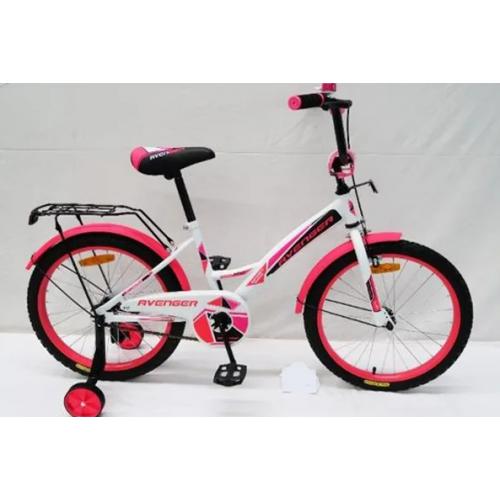 Детский велосипед Avenger New Star 18 (2020)