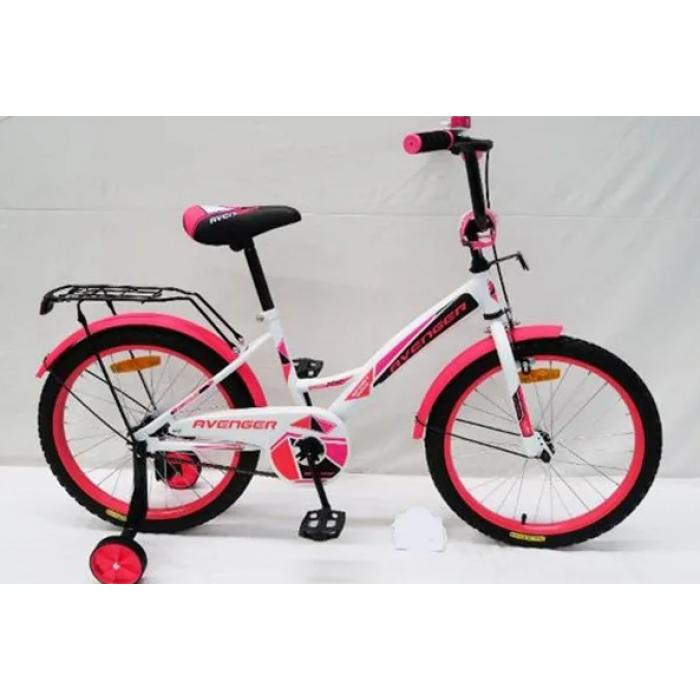 Детский велосипед Avenger New Star 20 (2020)