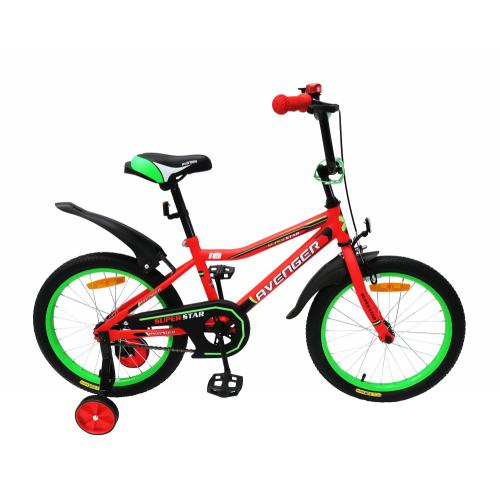 Детский велосипед Avenger Super Star 18 (2020)