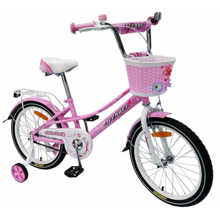 Детский велосипед Avenger Little Star 20 (2020)