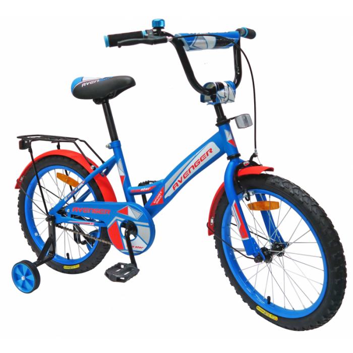 Детский велосипед Avenger New Star 16 (2020)