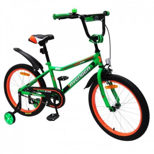 Детский велосипед Avenger Super Star 14 (2020)