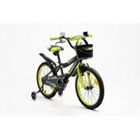 Детский велосипед Delta Sport 20 (зеленый, 2020)