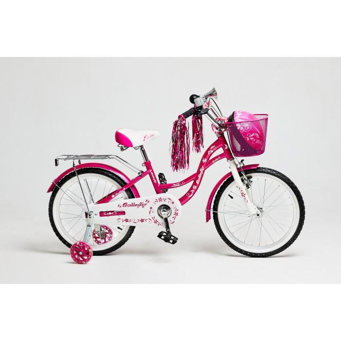 """Велосипед Delta Butterfly 18"""" (розовый, 2019) купить в Минске"""
