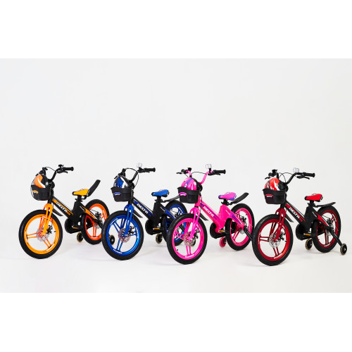 Детский велосипед Delta Prestige D 16 (2020) облегченный