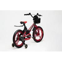 Детский велосипед Delta Prestige D 18 (красный, 2020) облегченный