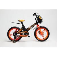 Детский велосипед Delta Prestige D 18 (оранжевый, 2020) облегченный