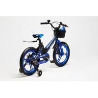 Детский велосипед Delta Prestige D 16 (синий, 2020) облегченный