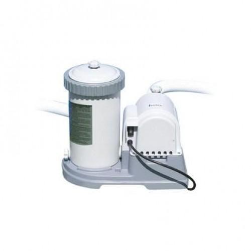 Картриджный фильтр-насос 9462 л/час Intex Krystal Clear 28634/56634