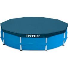 28030 Тент-чехол для каркасных бассейнов Intex 305 см