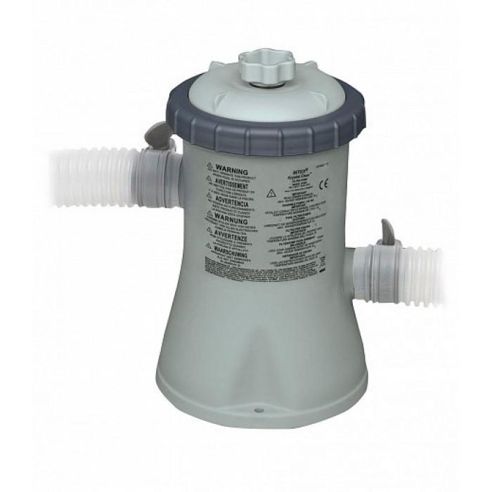 28602 Картриджный фильтр-насос Intex 1250 л/ч купить в Минске