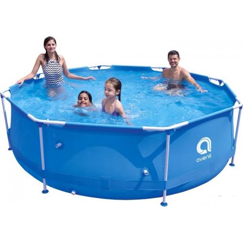 Каркасный бассейн Avenli 350 х 76 см