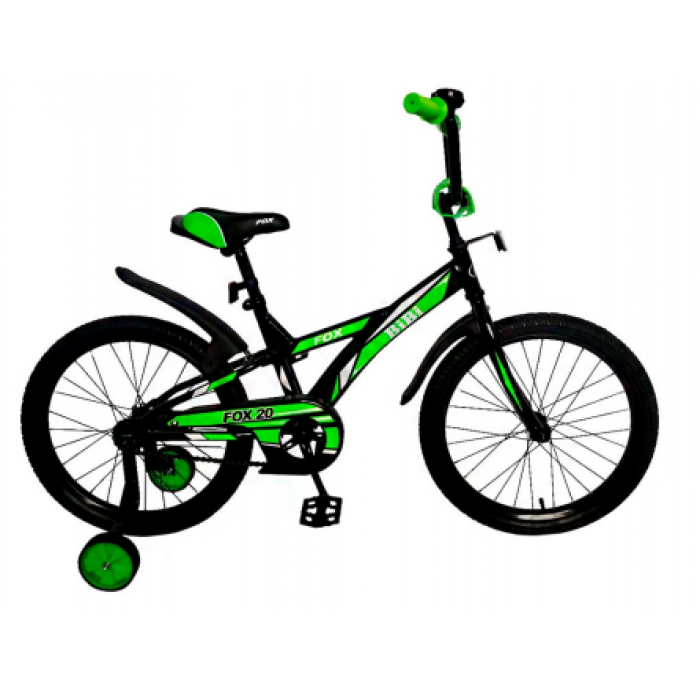 Детский велосипед Bibi Fox 20 (2020)