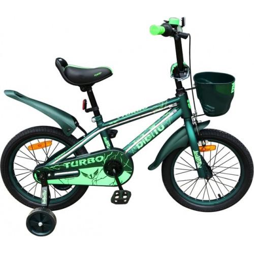 Детский велосипед Bibitu Turbo 16 (2021)