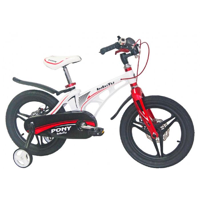 Детский велосипед Bibitu Pony D 18 (2021)
