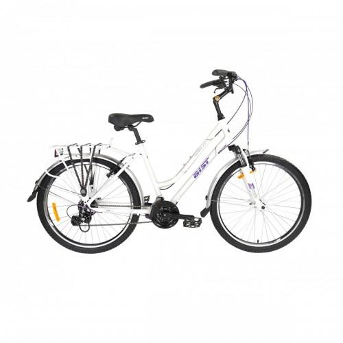 Велосипед Aist Cruiser 2.0 W 26 (белый, 2019)