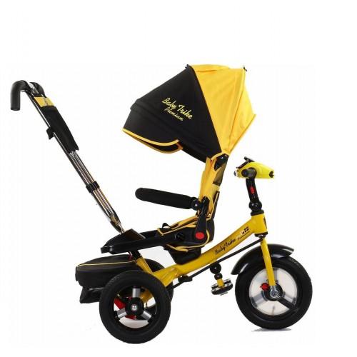 Велосипед Baby Trike Premium (желтый)
