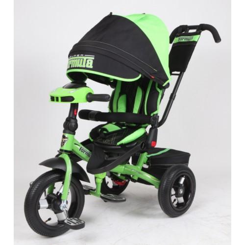 Велосипед Super Formula Sport (зеленый, 2019)
