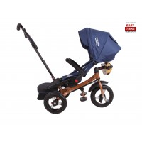 Велосипед Baby Trike Premium Original (синий, 2019)