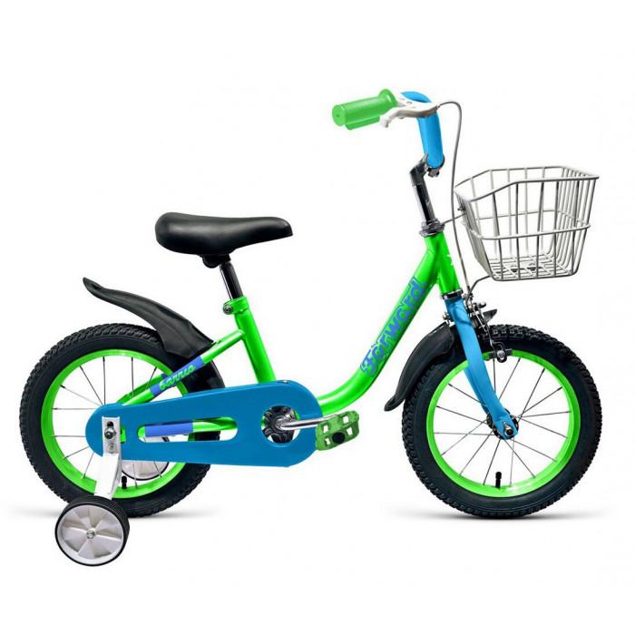 Детский велосипед Forward Barrio 16 (2021)