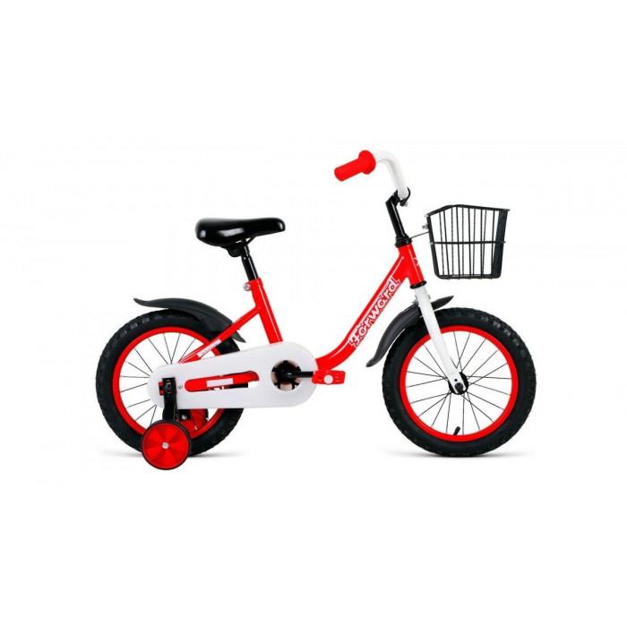 Детский велосипед Forward Barrio 14 (2021)