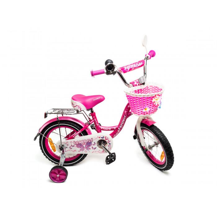 Детский велосипед Favorit Butterfly 14 (2020)