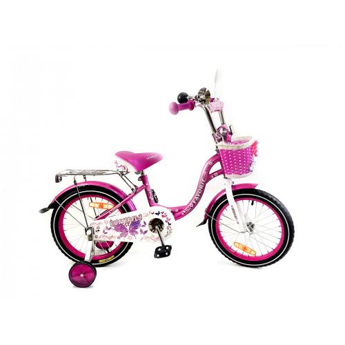 Детский велосипед Favorit Butterfly 16 (2020)