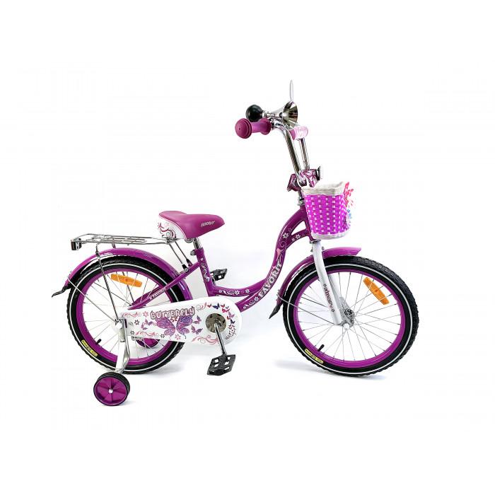 Детский велосипед Favorit Butterfly 20 (2020)
