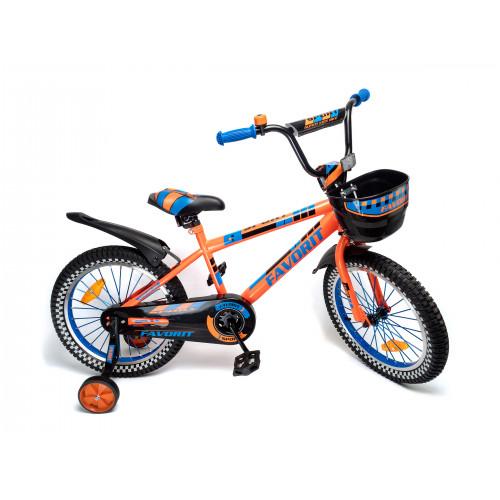 Детский велосипед Favorit Sport 18 (2020)