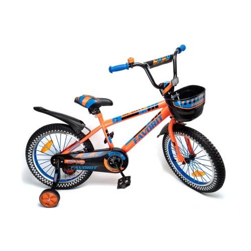 """Велосипед Favorit Sport 14"""" (оранжевый, 2019)"""