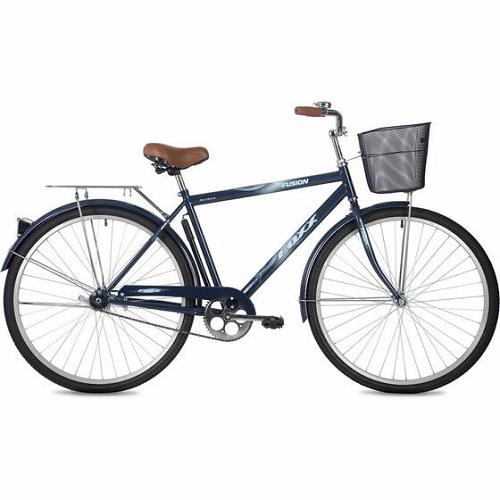 "Велосипед Foxx Fusion 28"" (синий, 2019)"