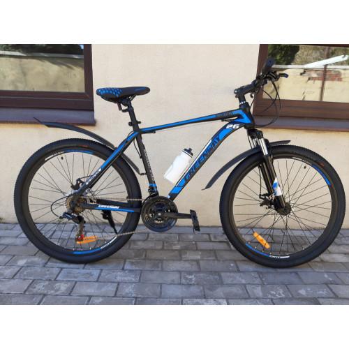 Велосипед Greenway Scorpion 26 (2021)