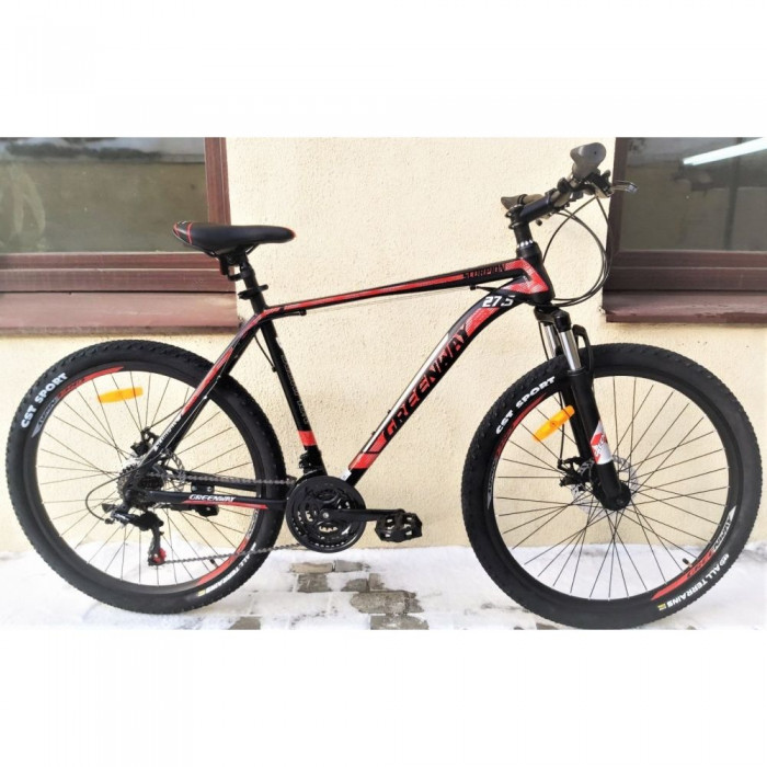 Велосипед Greenway Scorpion 27.5 (2021)