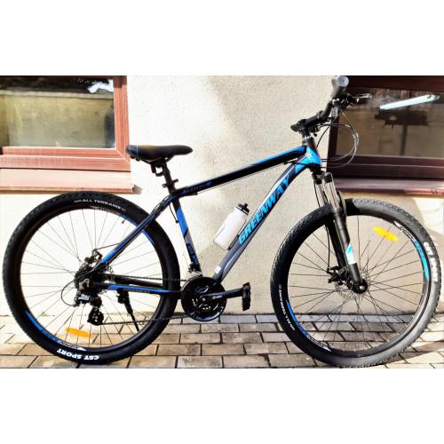 Велосипед Greenway Tracker 29 (2021)