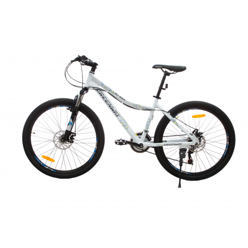 Велосипед Greenway 6702 M (белый, 2020)