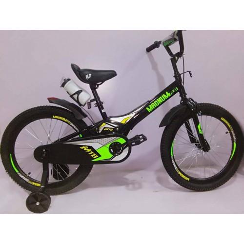 Детский велосипед Magnum Pilot 16 (зеленый, 2020)