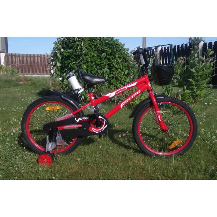 Детский велосипед Magnum Freestyle 16 (красный, 2020)