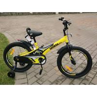 Детский велосипед Magnum Pilot 18 (желтый, 2020)