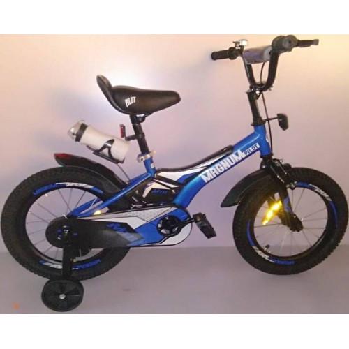 Детский велосипед Magnum Pilot 16 (синий, 2020)