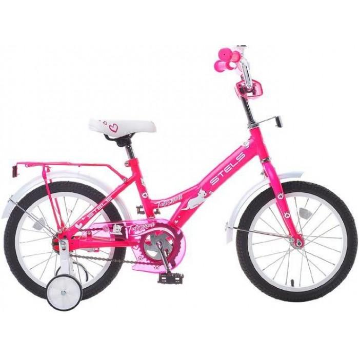 """Велосипед Stels Talisman 14"""" Z010 (розовый, 2018)"""