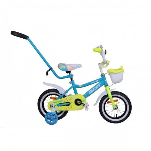 "Велосипед Aist Wiki 12"" голубой (2019)"