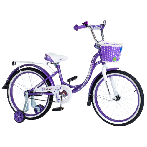 Детский велосипед Nameless Lady 18 (2021)