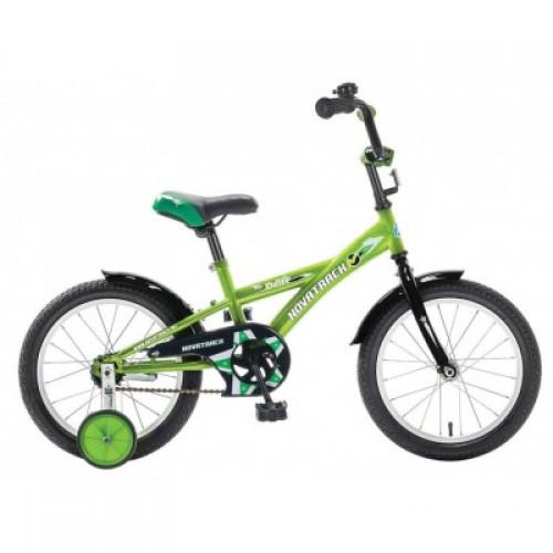 Детский велосипед Novatrack Delphi 16 (2020)