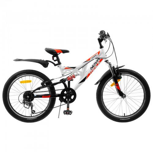 Детский велосипед Novatrack Shark 20 (2020)
