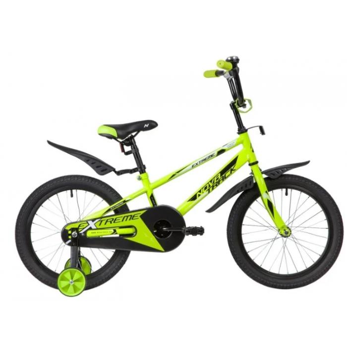 Детский велосипед Novatrack Extreme 14 (2020)