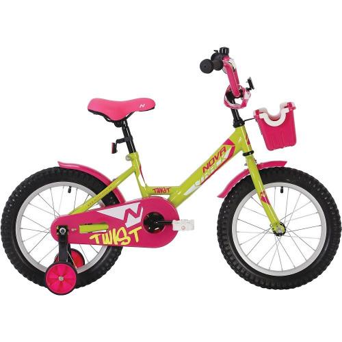 Детский велосипед Novatrack Twist 16 (2020)